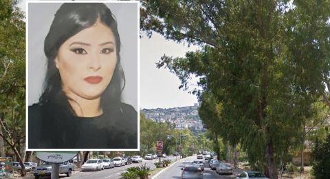 منال عباس من حيفا: خرجت من بيتها مع طفليها يوم الجمعة .. واختفت آثارها