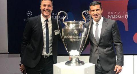 قرعة دوري الأبطال: برشلونة يصطدم باليونايتد، ويوفينتوس يواجه أياكس
