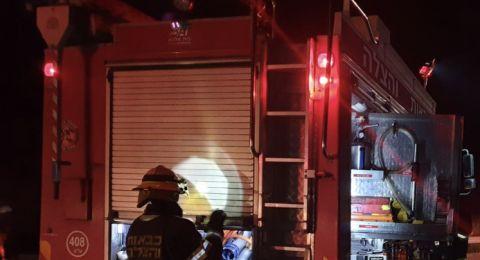 حريقان في منزلين بكفر كنا وعرب الهيب .. وسلطة الاطفاء تحذر
