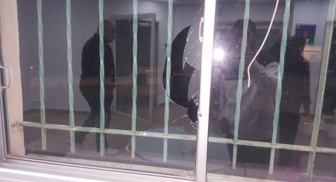 اطلاق نار على بناية المجلس المحلي في مجد الكروم