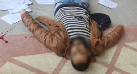 الخليل: استشهاد شاب فلسطيني بدعوى تنفيذه عملية طعن