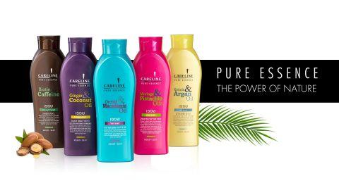 كيرلاين تُطلق Pure Essence- سلسلة جديدة من منتجات العناية بالشعر