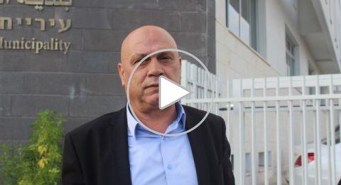 فريج بعد زيارته للرئيس الفلسطيني: الأحزاب لا تذكر او تتطرق الى القضية الفلسطينية