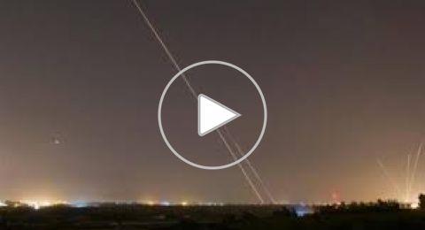 سقوط صاروخين على تل ابيب.. ونتنياهو يدعو قادة الجيش لإجتماع طارئ
