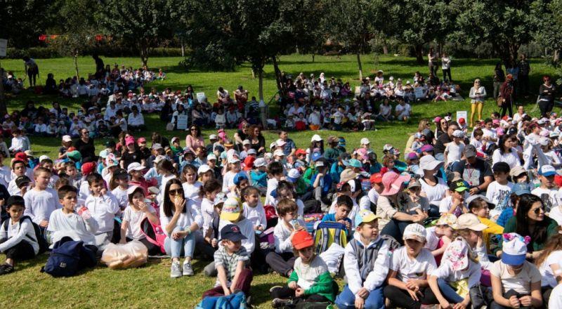 أكثر من 2400 طفل يشاركون في اختتام فعاليات