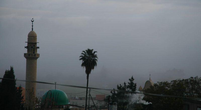منخفض جوي وأمطار .. اليكم حالة الطقس المتوقعة