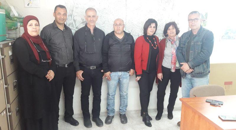 بلدية شفاعمرو تنتخب لجنة موظفيها بأجواء ديمقراطية