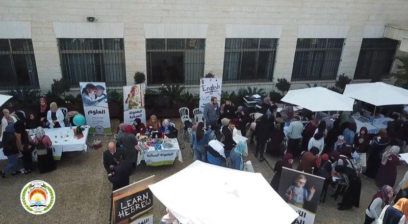 الاف المشاركين في اليوم المفتوح في أكاديمية القاسمي