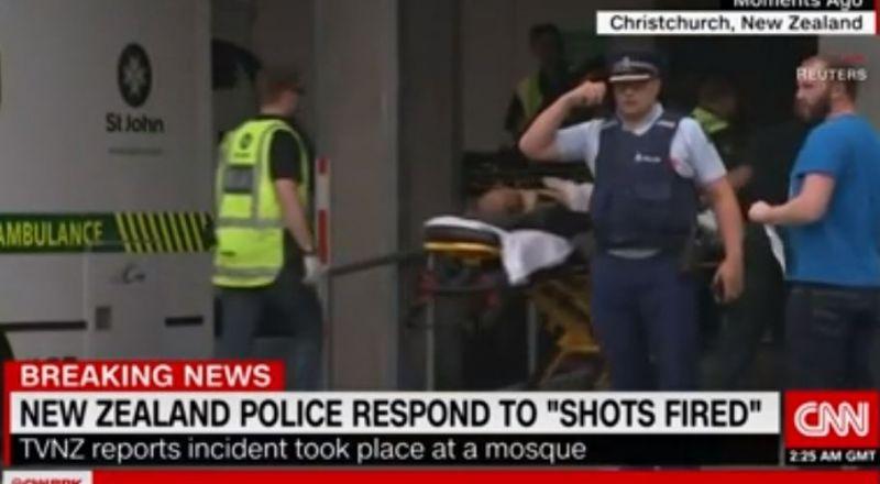 معلومات أولية: استشهاد وإصابة عدد من الفلسطينيين في الهجومين الإرهابيين في نيوزلندا