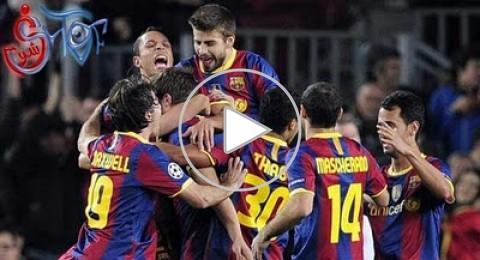 برشلونة يفوز على الميريا بالنتيجة  3-1