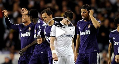 الريال يكرر الانتصار على توتنهام ويتحدى برشلونة