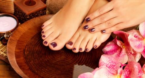 6 نصائح يومية للعناية بأظافر القدمين