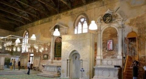 إفتتاح أول مسجد في تاريخ البندقية!