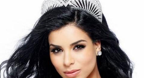 وشم ملكة جمال أمريكا السابقة لآية قرآنية على جسدها يثير الغضب