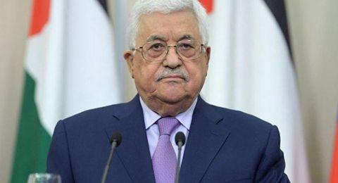 أبو مازن: لنْ ننتظرَ إلى الأبد فلا شيءَ أغلى منْ فلسطين