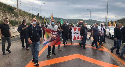 اضراب شامل اليوم في القرى الدرزية والشركسية في البلاد