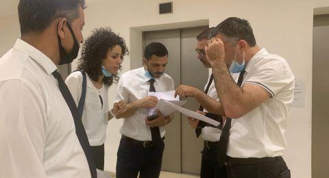 الصلح في حيفا تنظر في تمديد اعتقال معتقلي مظاهرة عرعرة