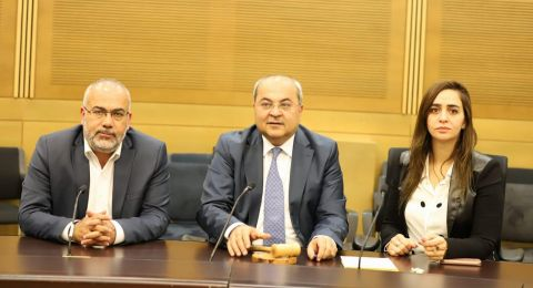 الطيبي، السعدي وصالح يطالبون الشرطة بفتح تحقيق فوري بإستشهاد مصطفى يونس