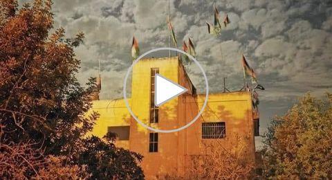 الاحتلال يهدم منزل الأسير قسام البرغوثي في كوبر وسط مواجهات
