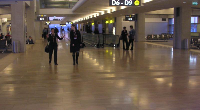 شركة طيران المانية تستأنف رحلاتها إلى اسرائيل