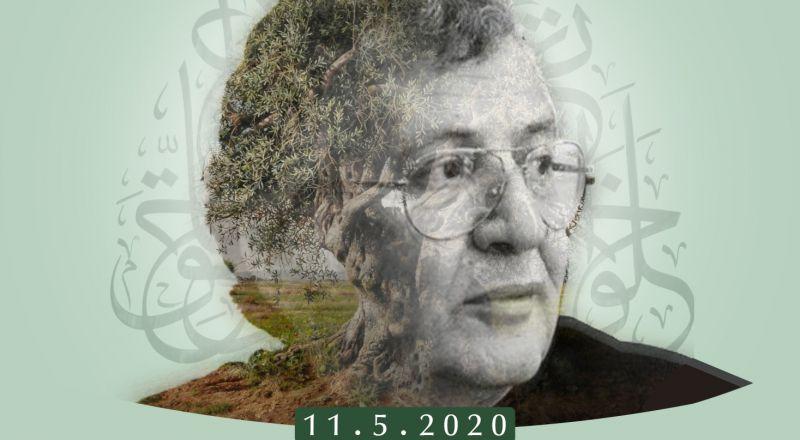 نشر فيديوهات للشاعر الكبير سميح القاسم على الفيسبوك بمناسبة ذكرى ميلاده اليوم