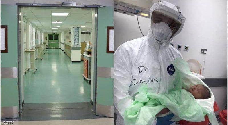 ولادة قيصرية لأم مصابة بفيروس كورونا في لبنان
