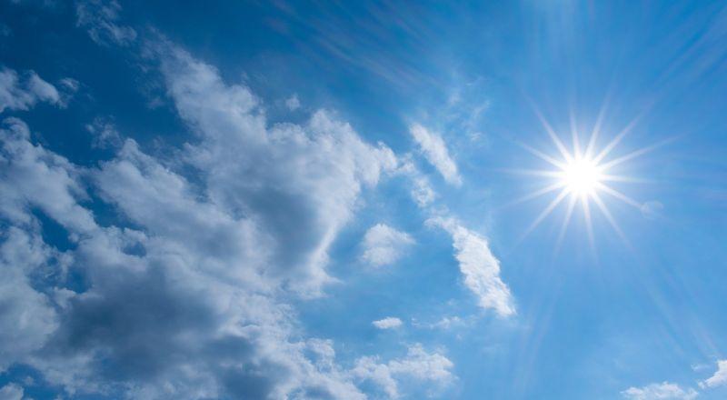 الطقس: تعمق الكتلة الهوائية شديدة الحرارة اليوم