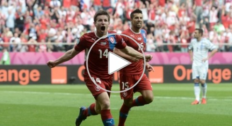 جمهورية التشيك تستعيد نفسها أمام اليونان بالفوز 2-1