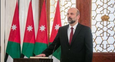 حكومة الرزاز تؤدي اليمين اليوم أمام الملك الأردني