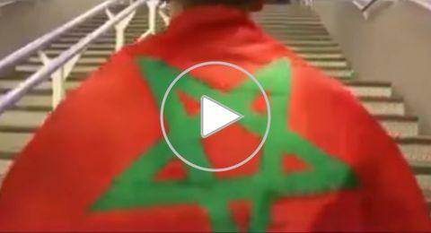 أغنية جزائرية رائعة تتغنى بالمنتخب المغربي: روسيا رانا جايين!