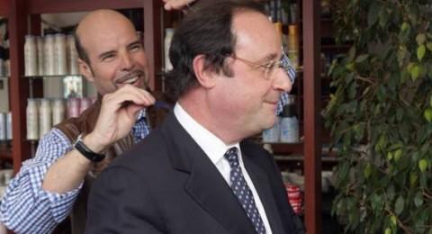 9895 يورو مرتباً شهرياً لحلاق الرئيس الفرنسي