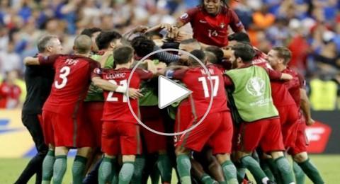 منتخب البرتغال يحصد 25.5 مليون يورو بعد التتويج التاريخي