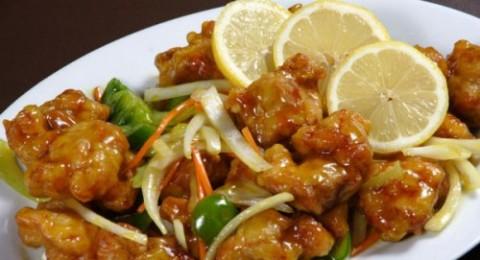 طريقة تحضير دجاج كانتون على الطريقة الصينية