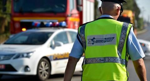 بيت شيمش: حادث دهس يُسفر عن إصابة فلسطينيين بجراح خطيرة