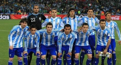 التعادل يسيطر بين الارجنتين والاكوادور ودياً