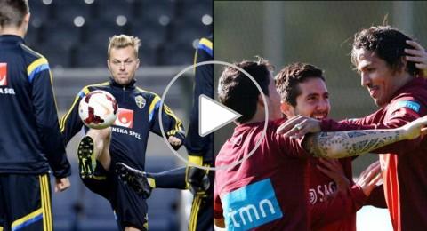موعدنا الليلة :قمة ملتهبة بين البرتغال والسويد في ملحق المونديال