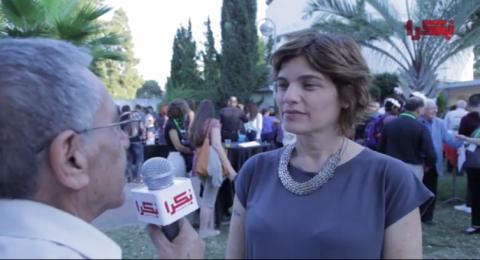 النائبة زندبرغ: توقيت العدوان على غزة يتزامن مع احتمالات تشكيل حكومة بدعم من