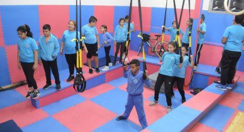 الصحة تتصدّر الصدارة في مدرسة بير الأمير الجماهيرية من خلال أسبوع الصحة