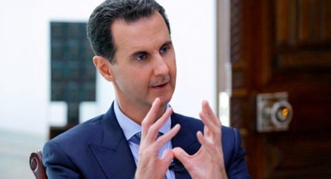 الأسد: وجود الأميركيين في سوريا سيولد مقاومة عسكرية تؤدي إلى خروجهم