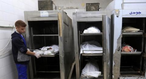 34 شهيدا و111 جريحا حصيلة العدوان على غزة