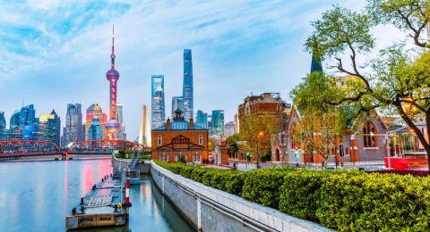 شنغهاي لؤلؤة السياحة في الصين