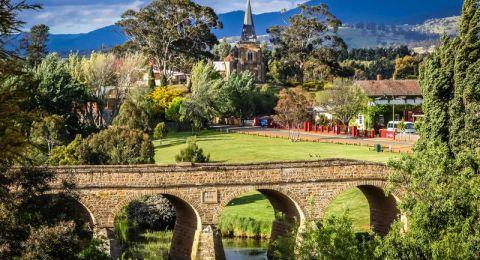 تجربة السياحة في أصغر ولاية أسترالية