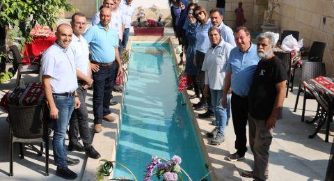 كفر كنا: اعادة المياه إلى مجاريها في العين التاريخية