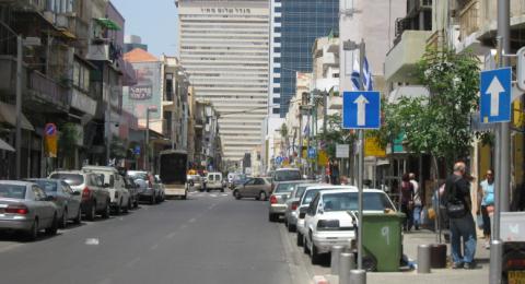 تقرير: شوارع إسرائيل (وخاصة تل ابيب) مزدحمة ورديئة!