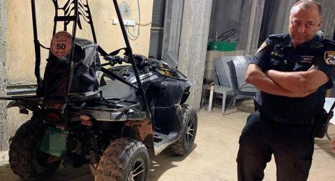 عيلوط: حادث طرق واصابة شابين بصورة خطرة