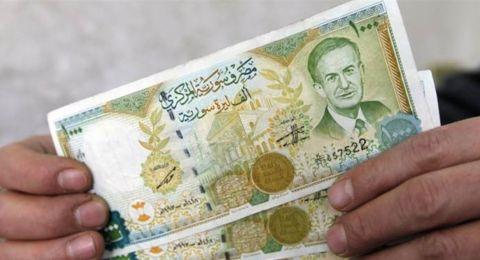 الليرة السورية تسجل مستويات متدنية قياسية.. إليكم الأسعار!