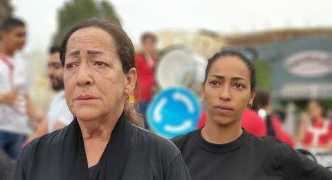 حيفا: مسيرة احتجاجية ضد العنف