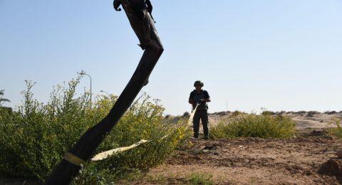 600 ألف دولار خسائر زراعية بالعدوان على غزة