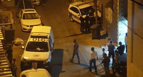 امّ الفحم: اغلاق شارع في حي الجبارين بعد العثور على جسم مشبوه