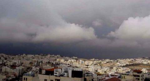 حالة الطقس: أجواء باردة وأمطار متوقعة